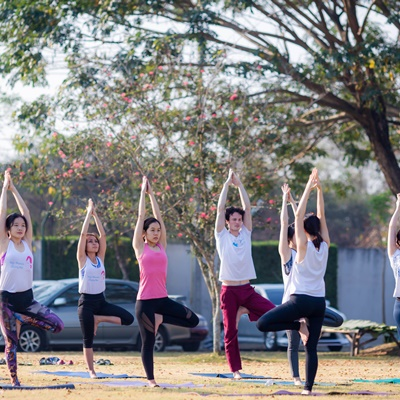 200hrs yoga teacher training feb2017  outdoor activities