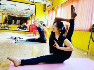 500 Hrs Therapy Yoga and 300 Hrs Advance Hatha Yoga TTC in Chennai (Apr - May 2016)